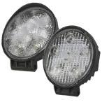 LED 作業灯 12V 〜 24V ワークライト  18Wタイプ