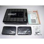 UQ WiMAX 2+ Speed Wi-Fi NEXT WX02 マットブラック