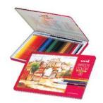 ショッピング色 三菱鉛筆 ユニ 水彩色鉛筆 ウォーターカラー 36色 UWC36C