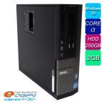 ショッピング中古 中古パソコン DELL(デル) OPTIPLEX390 win10home  HDD 500GB/メモリ 4G Corei5 3.1GHz