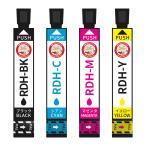 ショッピングエプソン エプソン インク RDH-4CL リコーダー EPSON 互換インクカートリッジ 選べる4個*セット 送料無料 ゆうパケ Colorio PX-048A PX-049A