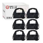 ショッピングドット 日立用 汎用インクリボンカセット PCPZ120801 PD1061 黒 6個 HITACHI HT-5997-D1 HT-5997-DP PC-PD1061 PCPD1080 PC-PD2080 PD2080F PD2080SB1 PD2080SB2 日本製