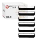 ショッピングドット エプソン用 汎用インクリボンカセット ERC-04 MP-80 7Q1MP80 #8750 OAR-EP-2 黒 6個 EPSON EP-80 850 FX-80 86E 850 LR-45323 8545-10 LX800 MP-80I 80IIIF 80F