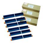 NTT 汎用インクフィルム ファクシミリ用P形 A4インクリボン(11)(14)KX-FAN190(KX-FAX190)KX-FAN190W(KX-FAX190W) 黒6個  FAX でんえもん 267PD 267PDW