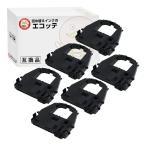 DPK3800 OAR-FM-19S 0325220 CA02374-C202 富士通 用 汎用インクリボンカセット 黒 6個 F6687PT F7541 F7541PR22 F7541PR81 F7541PS21 F7541PS81 F7547PR13