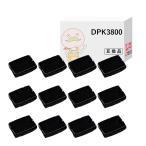 DPK3800 OAR-FM-19S 0325220 CA02374-C202 富士通 用 汎用サブリボン 黒 12個 F6687PT F7541 F7541PR22 F7541PR81 F7541PS21 F7541PS81