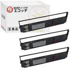 CR-ATN OAR-OK-2 ET-8550 カシオ 用 汎用インクリボンカセット 黒 2個 FP-7016PRK FP-7017 S-1540PR
