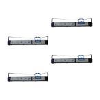 5579-H02 OAR-IB-22 QR9008 Q26088 リコー 用 汎用インクリボンカセット 黒 4個 InfoPrint 5579-H02 ラインプリンター