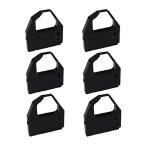 TEC 東芝テック TEC8510 汎用インクリボンカセット 黒6個