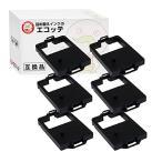 PC-PR101E-01 EF-GH1004E OAR-NE-16 NEC 用 汎用インクリボンカセット 黒 6個 PC-PR101E PC-PR101E2