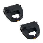 DPK3800 0325230 CA02374‐C301 富士通 用 汎用インクリボンカセット カラー 2個 FMPR366 FMPR366G FMPR373 FMPR373A ドットインパクトプリンタ
