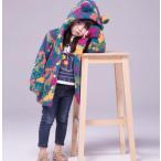 子供用 ジャケット コート 裏起毛ダウンコート 長袖 冬物 女の子 裏起毛 フリース もこもこ 秋冬物 ジュニア 子ども キッズアウター 防寒コート