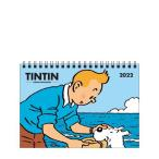 カレンダー 卓上 B6 2021年1月始まり スノーウィー TINTIN キャラクター 公式通販サイト