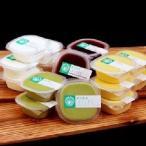 チーズケーキ 内祝い ギフト 無添加 ムース ゼリー 抹茶 デザート セット 北海道 お取り寄せ グルメ 4種類計16個入り A-4