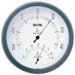 【納期:約10日】 タニタ TANITA  [TT-492-GY] 温湿度計(グレー TT492GY