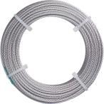 トラスコ TRUSCO CWC-1S10 ナイロン被覆ステンワイヤロープ CWC1S10 213-4721