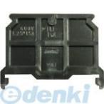 東洋技研 TOGI PTU-10L2 DINレール対応端子台 側板 PTU−10用 PTU10L2