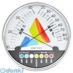 ドリテック(DRETEC)  O-311WT 熱中症・インフルエンザ警告温湿度計 O311WT