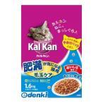 マースジャパンリミテッド  KDN30 カルカンドライ肥満が気になる猫用毛玉ケアまぐろと野菜味1.6kg