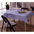 4977932157569 【30個入】 テーブルクロス 透明テーブルカバー(S) TO 120cmx150cm