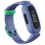 Fitbit フィットネストラッカー お子様向け コズミックブルー×アストログリーン FB419BKBU-FRCJK [FB419BKBUFRCJK]
