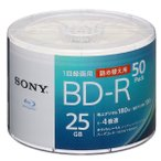 SONY BD-R 詰め替えモデル 50BNR1VJPB4