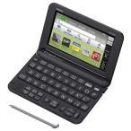 ショッピング電子辞書 カシオ 電子辞書 ブラック XD-G4900BK [XDG4900BK]