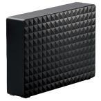 エレコム SGD-MX010UBK 外付けHDD パソコン デジタル家電用 ブラック 据え置き型  1TB