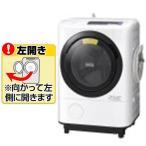 日立 【左開き】12.0kgドラム式洗濯乾燥機 ホワイト BD-NX120BE5L W [BDNX120BE5LW]