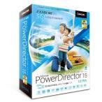 サイバーリンク PowerDirector 15 Ultra 通常版 POWERDIRECTOR15ULTツウWD [POWERDIRECTOR15ULTツウWD]