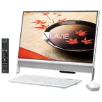 NEC ベーシックデスクトップパソコン ファインホワイト PC-DA370FAW [PCDA370FAW]