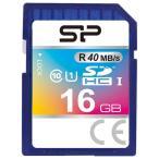 シリコンパワー 高速SDHC UHS-Iメモリーカード(Class 10・16GB) SP016GBSDH010V10 [SP016GBSDH010V10]