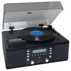 TEAC カセットプレーヤー付CDレコーダー ブラック LP-R550USB [LPR550USB]