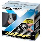 IPF LEDフォグ 12V6500K H8/H11/H16 101FLB [101FLB]