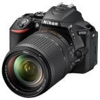 ニコン デジタル一眼レフカメラ・18-140 VR レンズキット ブラック D5500LK18140BK [D5500LK18140BK]