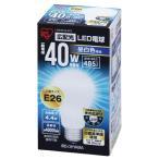 アイリスオーヤマ LED電球 E26口金 全光束485lm(4.4W一般電球タイプ 広配光タイプ) 昼白色相当 LDA4N-G-4T2 [LDA4NG4T2]