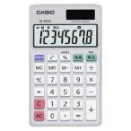 カシオ パーソナル電卓 8桁表示 手帳タイプ SL-300AN [SL300AN]