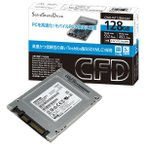 CFD Toshiba製SSD 採用 MLCモデル(128GB) CSSD-S6T128NHG6Z [CSSDS6T128NHG6Z]