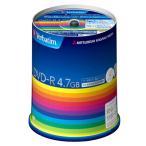 Verbatim データ用16倍速対応 DVD-R DHR47JP100V3