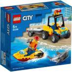 レゴジャパン LEGO シティ 60286 ビーチレスキューATV 60286ビ-チレスキユ-ATV [60286ビ-チレスキユ-ATV]