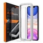 シュピゲンジャパン iPhone 11 Pro/XS/X用ガラスフィルム 貼り付けキット付き 2枚入り AGL00109 [AGL00109]