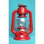 DIETZ 50 ハリケーンランタン レッド 3分芯  L11920  灯油ランプ