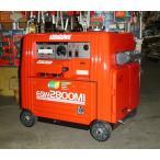 送料無料 代引不可 新ダイワ インバータエンジン溶接機・発電機 EGW2800MI 新品