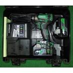 日立 36V コードレスBLインパクトドライバ WH36DA(2XP)L アグレッシブグリーン 新品