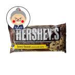 ハーシー HERSHEY'S セミスイートチョコチップ 340g  業務用 手作りお菓子作りにどうぞ おかし作り |チョコレート |