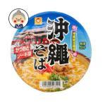 マルちゃん 沖縄そば インスタント カップ麺|インスタント麺|