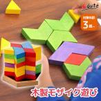 [ボイラの木のおもちゃ] カレイドファン / 知育パズル 積木 誕生日 3歳 4歳 女の子 男の子 誕生日 VOILA