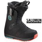 SALOMON サロモン IVY BLACK/TEAL BLUE L38177700 スノーボード ブーツ レディース