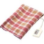 送料無料 広電(KODEN) 電気ひざ掛け毛布(120×62cm)CWS−H120 オレンジ・ピンク  ☆沖縄・離島☆ 別途送料お見積り致します。