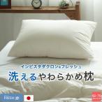 インビスタダクロン(R)アクア(R) 日本製 ウォッシャブル枕 50×70cm